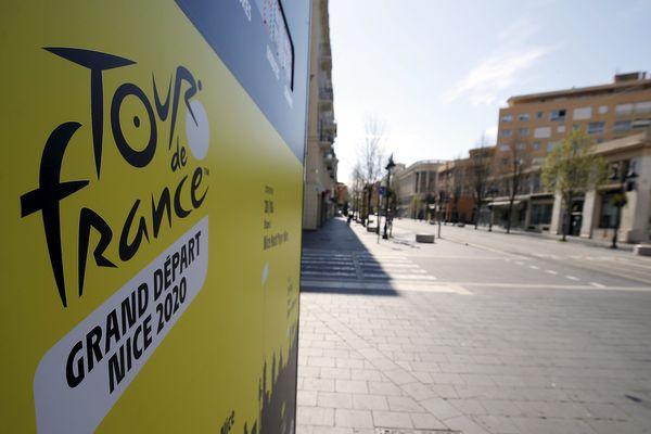 Le Tour de France a été contraint à une nouvelle date en raison du confinement.