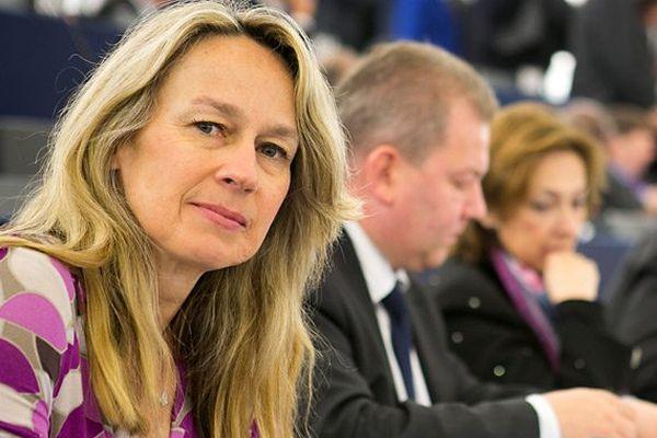 Longtemps attachée parlementaire d'Alain Lamassoure, Constance Le Grip est devenue eurodéputée en 2010, en remplacement de Michel Barnier élu commissaire européen.