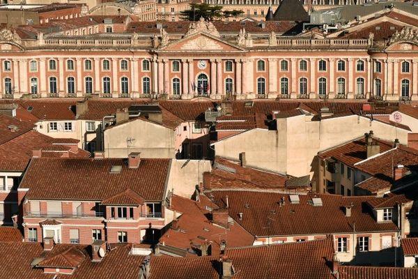 La mairie de Toulouse, le Capitole.