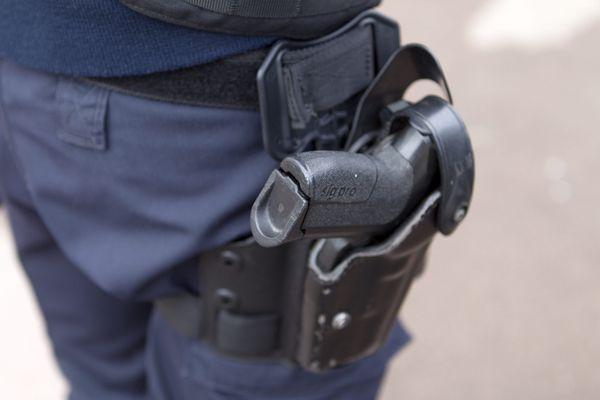 L'homme a été abattu dans le 18e arrondissement de Paris. (Illustration)