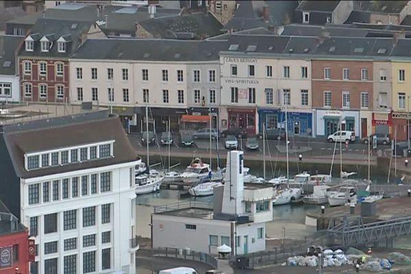 Le centre-ville et le quartier du port sont concernés par cette aide à l'amélioration de l'habitat