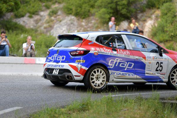 Le 31e Rallye de Saint-Marcellin (Isère), du 5 au 6 juillet 2019, annulé sur ordre de la préfecture. Photo d'illustration.
