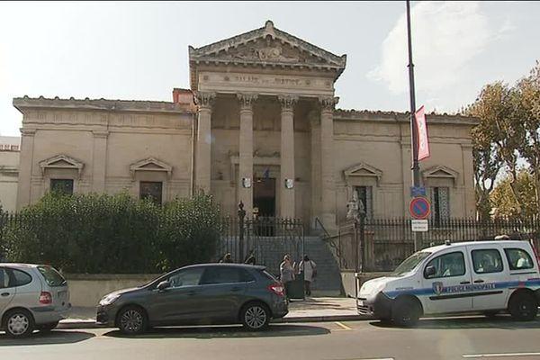 Palais de justice de Perpignan - 17 octobre 2017