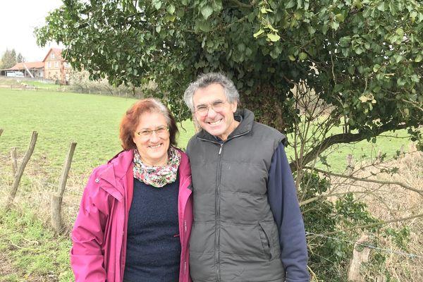 Corinne Bloch et Ernest Hoeffel de Walbourg représentent le Grand Est au Concours général agricole, dans le domaine de l'agroforesterie