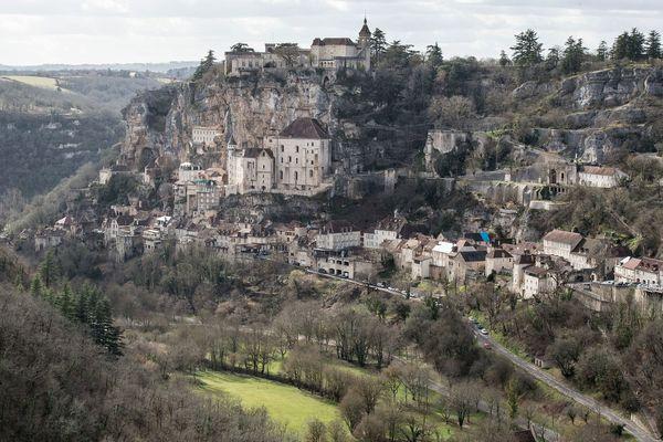 Rocamadour.