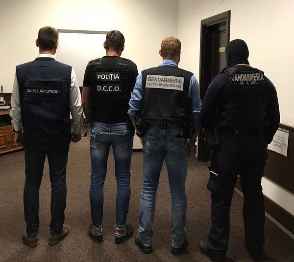 Une coopération entre des gendarmes bretons et les forces de l'ordre en Roumanie