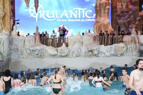 Rulantica, le parc aquatique d'Europa Park, rouvre ses portes le 10 juin après presque trois mois de fermeture.