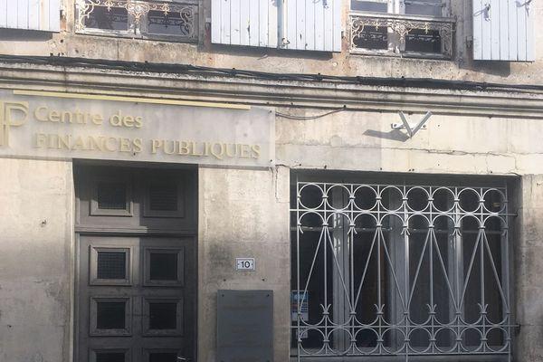 La trésorerie de Villebois-Lavalette en Charente ne sera pas fermée.