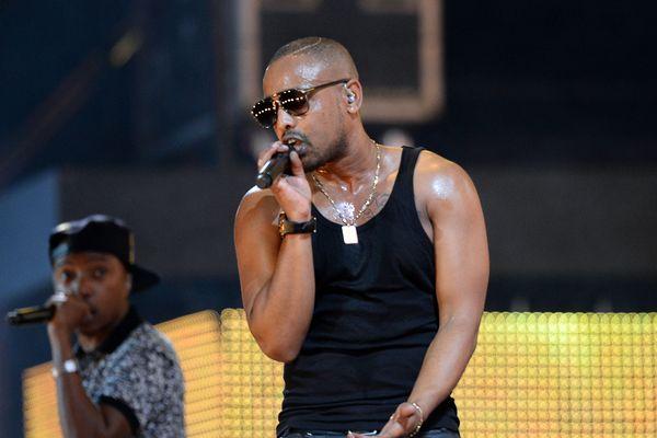 Marsatac 2020 devait être marquée par la reformation du groupe de Rap Les Psy 4 de la rime, absent de la scène depuis 2014. Ici le groupe de rap en concert à Saint-Denis en 2013.