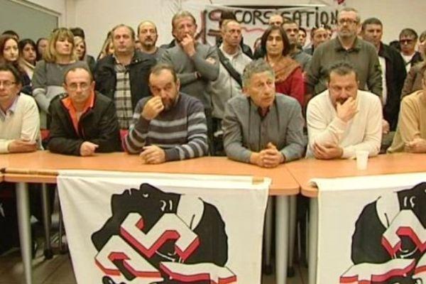 Ajaccio, le 29 novembre 2013