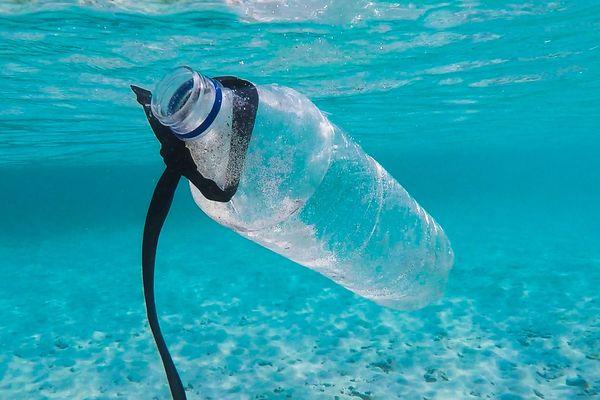 Le fléau des plastiques à la mer