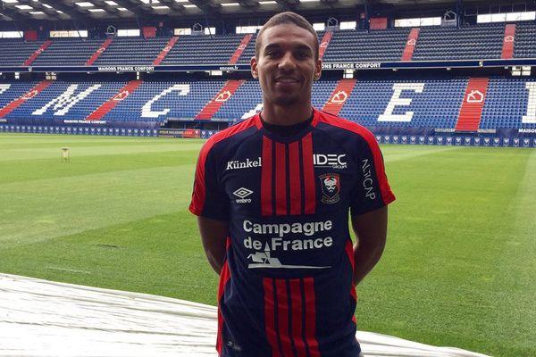 Alexander Djikou s'est engagé pour 4 saisons au Stade Malherbe de Caen