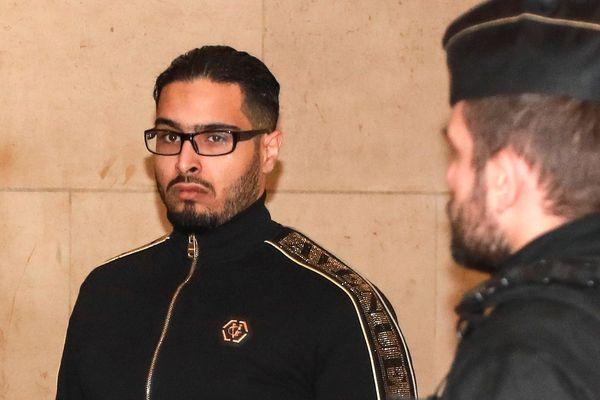 Jawad Bendaoud a été condamné à six mois de prison pour l'agression d'un surveillant en juin 2017.