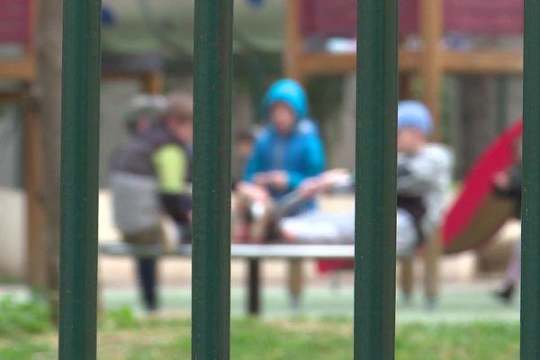 Selon les habitants du quartier, le jardin d'enfant n'est plus un lieu de jeu.
