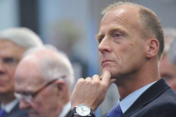Tom Enders, patron d'Airbus Group