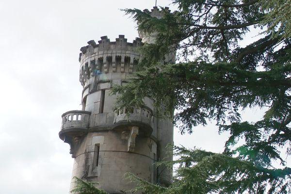 Dans la Loire, la tour de la Jalousie à Saint-Martin-la-Plainesera également rénovée grâce au loto du patrimoine