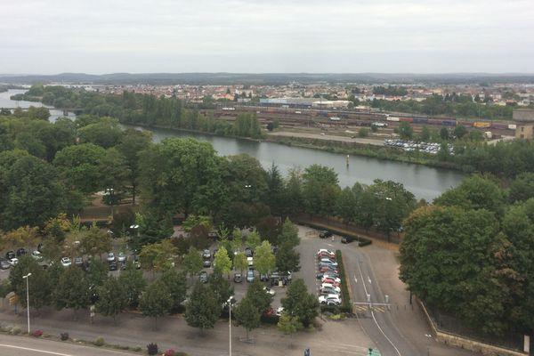 Les rives de la Moselle vont être réaménagées d'ici 2024