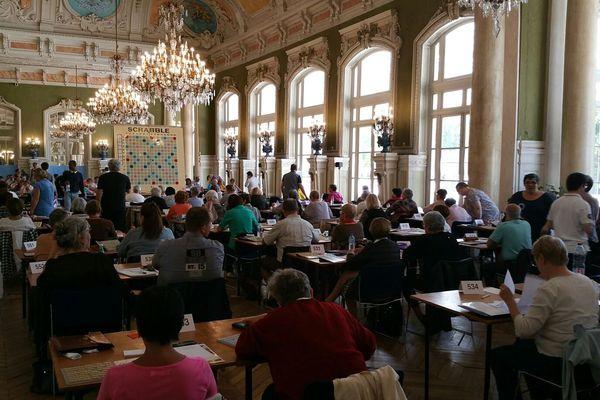 Plus de 2 000 joueurs de Scrabble sont attendus durant ces neuf jours de compétition.
