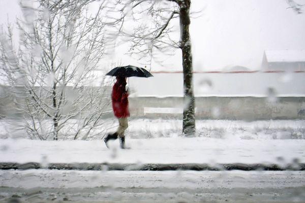 Il n'y aura pas de transport scolaire dans le Cantal, mercredi 30 janvier, à cause de la tempête Gabriel. Photo d'illustration.