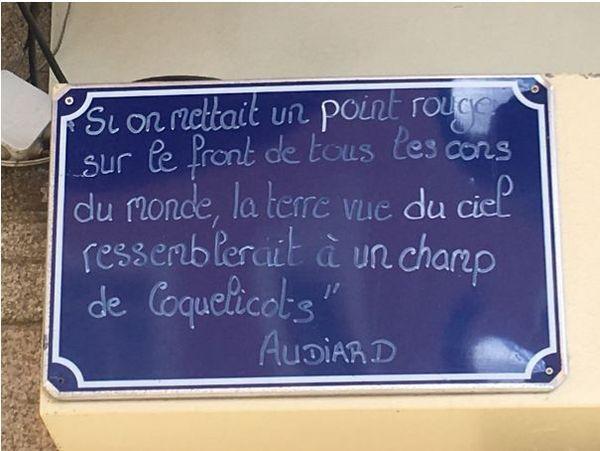 Une citations d'Audiard