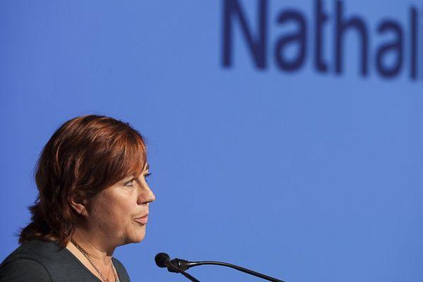 Nathalie Audin, candidate en marche