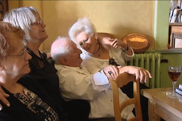 Guy Farjounel et sa femme partent pour une retraite bien méritée, et des souvenirs plein la tête.