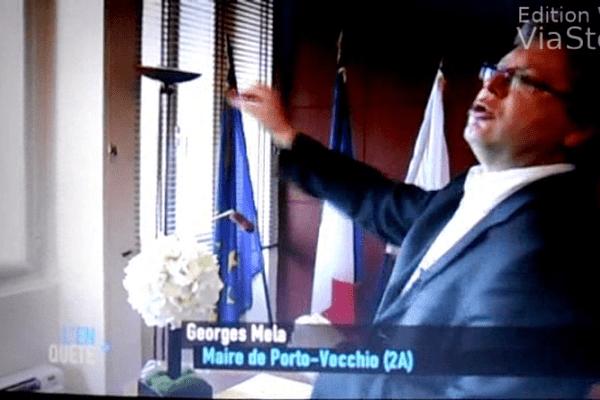 Polémique entre le collectif pour la loi littoral et le maire de Porto-Vecchio après la diffusion d'un reportage sur Canal+