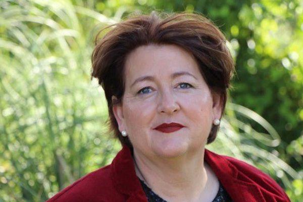 Laurence Gayte (LREM), candidate La République en Marche aux législatives 2017 dans la 3ème circonscription des Pyrénées-Orientales
