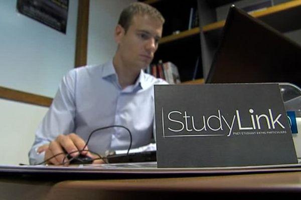 StudyLink est encore une plateforme très récente.