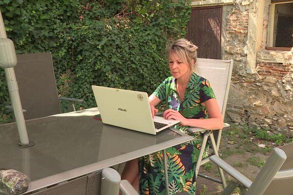 Nadine Piquet a vu sa location en Bretagne annulée par son hôte