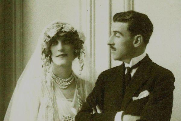 Napo et Eva, étonnants mécènes des années folles