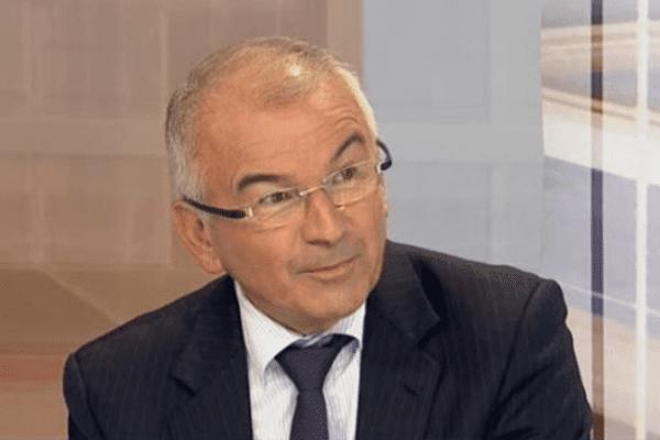 Jean-Claude Carle, sénateur UMP de Haute-Savoie et vice-président du Sénat.