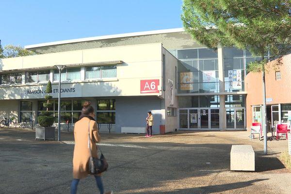 Maison des étudiants - Poitiers