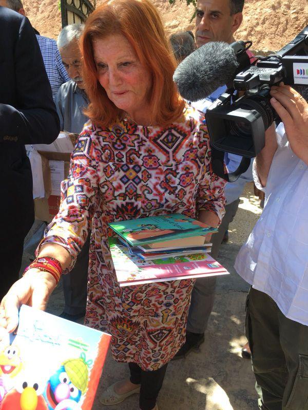 Chantal Mérieux veut mettre les femmes et les enfants au coeur des actions de sa fondation