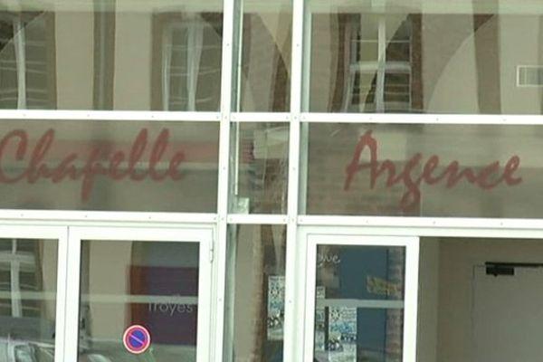 """A Troyes, un nouveau lieu de concerts, la """"Chapelle Argence"""", petite soeur de """"l'Espace Argence"""" a ouvert ses portes il y a un mois tout juste"""