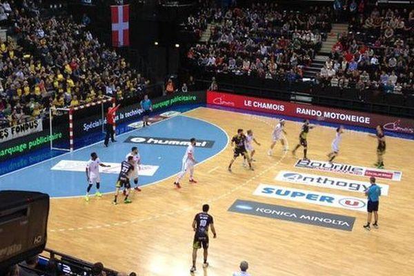 Chambéry Savoie Handball - Paris