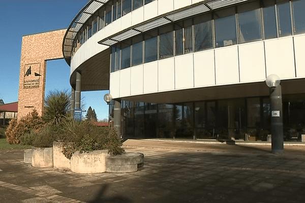ILLUSTRATION - L'Université de Pau et des pays de l'Adour (UPPA).
