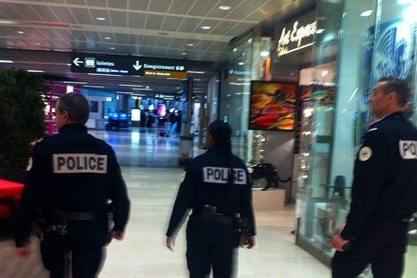 Les contrôles sont renforcés à l'aéroport de Toulouse-Blagnac.