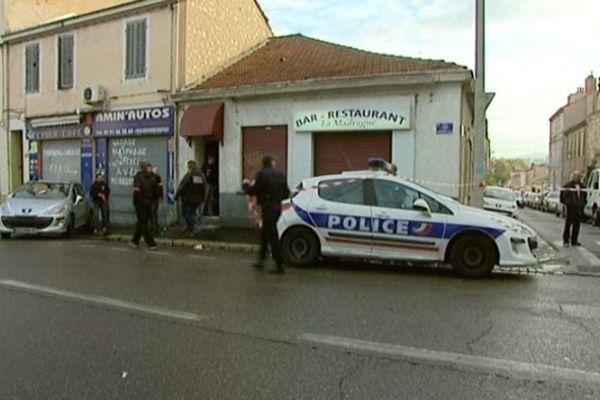 Le 17 novembre dernier, un jeune homme de 18 ans était abattu à la sortir d'un bar chemin de la Madrague Ville à Marseille.