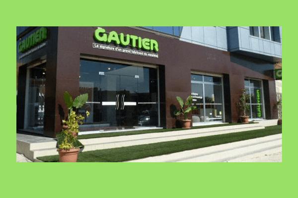 les meubles Gautier, une vieille entreprise familiale créée en 1960 au Boupère en Vendée