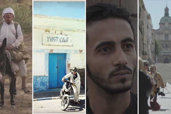 """""""A Mansourah, tu nous as séparés"""" (Dorothée-Myriam Kellou), """"Une caravane en hiver"""" (Mehdi Ahoudig), """"One more Jump"""" (Emanuele Gorosa) et """"La terre passe"""" (Anne Raveau et Nicolas Travaux) faisaient partie des 23 films en lice pour remporter un prix lors du PriMed 2020."""