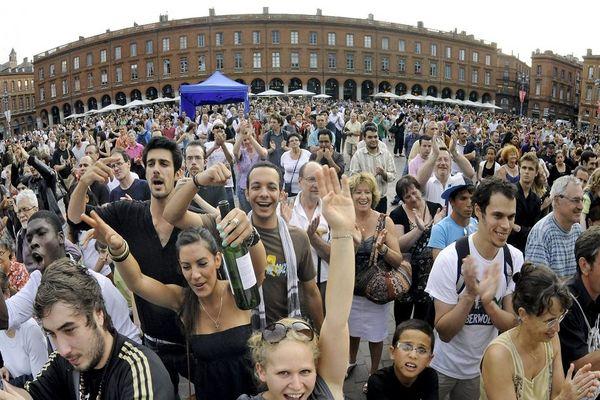 La fête de la musique est toujours un rendez-vous festif et populaire pour les Toulousains.