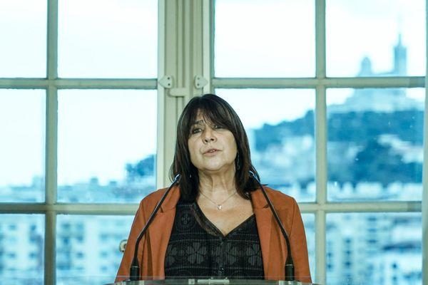 Michèle Rubirola a remis sa démission le 15 décembre, cinq mois après son élection au fauteuil de maire de Marseille.