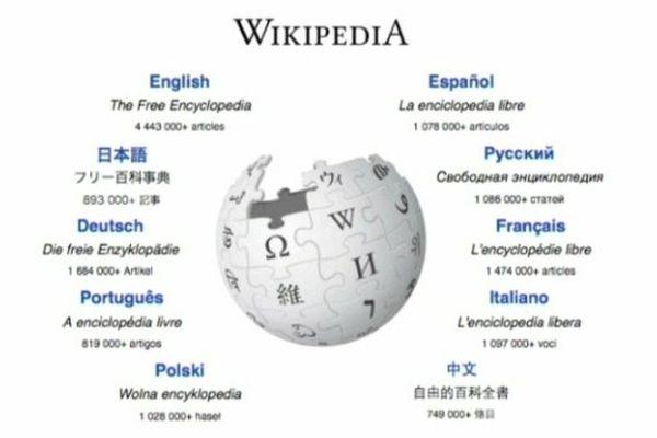Chaque jour 12 millions d'internautes consultent Wikipédia