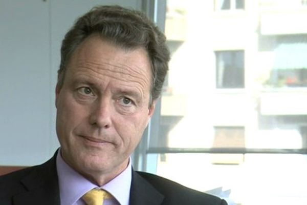 Éric Maillaud, procureur d'Annecy.