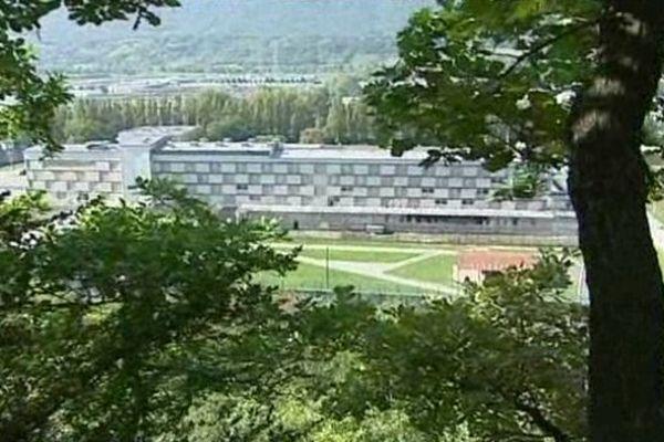 La prison de Varces (Isère)- Archives