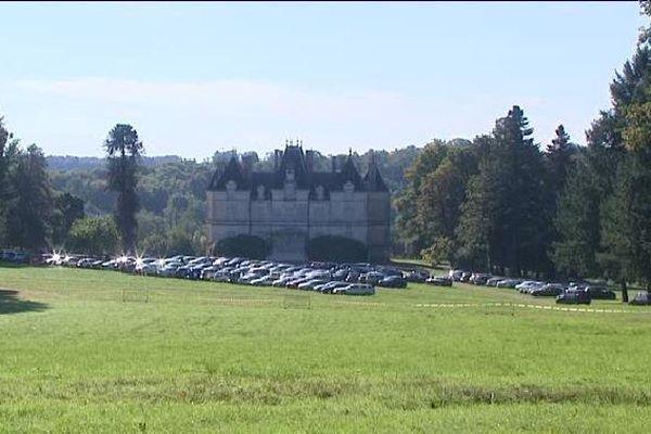Gros succès pour les réunions d'informations publiques, en vue de la création d'un parc d'attraction à Chauffaille ce dimanche.