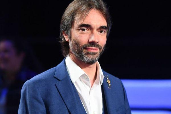 Cédric Villani lors du 1er débat organisé par France 3 Paris Ile-de-France, franceinfo et France Bleu Paris, le 10 mars 2020.