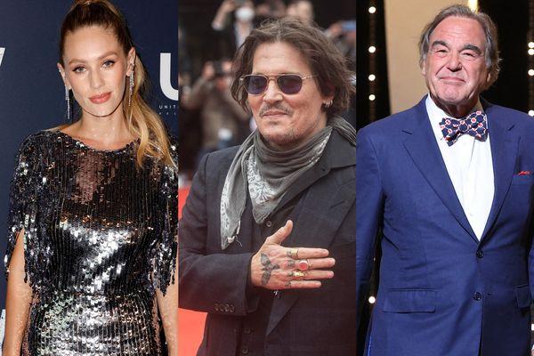 Dylan Penn, Johnny Depp et Oliver Stone sont attendus à la 47e édition du festival du cinéma américain de Deauville