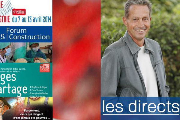 François-Marie Lapchine présente des Directs du 7 au 11 avril
